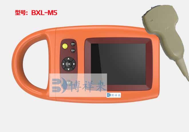 兽用B超机BXL-M5电子凸阵探头